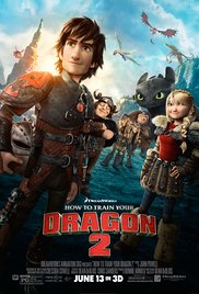 驯龙高手2,How to Train Your Dragon 2