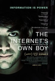 互联网之子,The Internet's Own Boy: The Story of Aaron Swartz