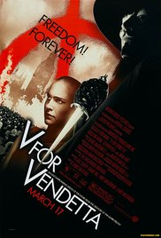 V字仇杀队,V for Vendetta