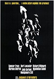 纽伦堡的审判,Judgment at Nuremberg